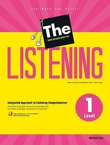 The best preparation for Listening Level 1 (2017년용)