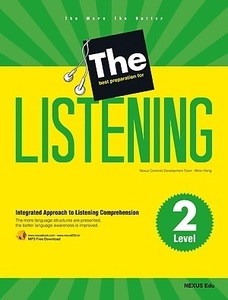 The best preparation for Listening Level 2 (2017년용)