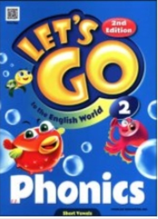 [무료배송]Let's go to the English World Phonics 2