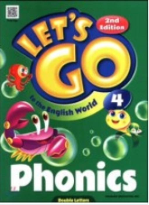 [무료배송]Let's go to the English World Phonics 4