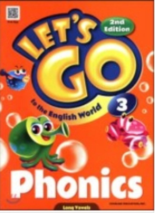 [무료배송]Let's go to the English World Phonics 3